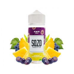 Grape Pineapple 100ml SQZD