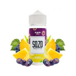 Grape Pineapple 100ml SQZD