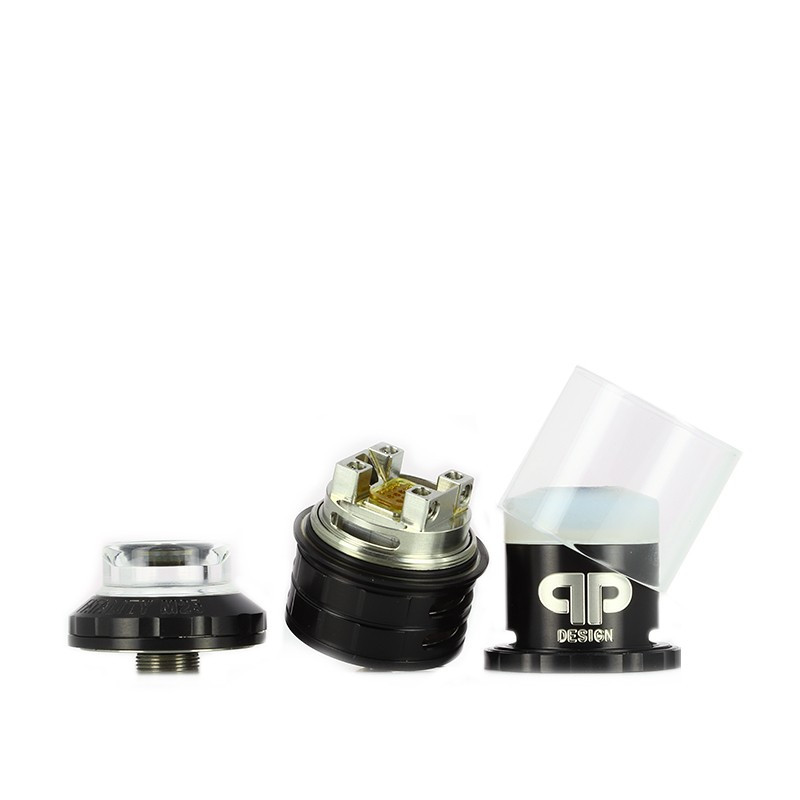 Fatality M25 RTA QP Design -DIY EJUICE COLOMBIA