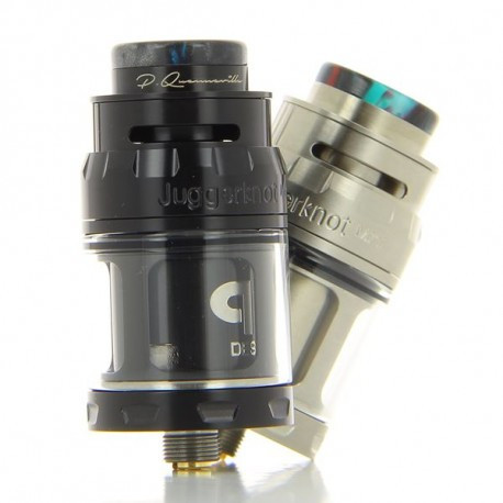 JUGGERKNOT MINI RTA - QP DESIGN - ATOMISEUR RECONSTRUCTIBLE