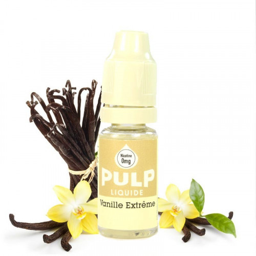 VANILLE EXTREME 10ML - GAMME CLASSIQUE - PULP