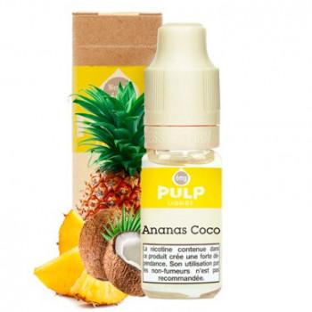 ANANAS COCO 10ML - GAMME CLASSIQUE - PULP