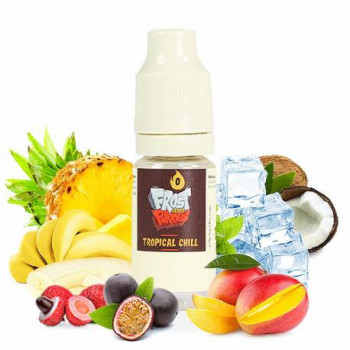 TROPICAL CHILL 10ML - FROST AND FURIOUS - PULP