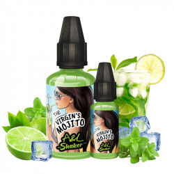 AROME CONCENTRE THE VIRGIN'S MOJITO 30ML - DIY POUR E-LIQUIDE CIGARETTE ELECTRONIQUE