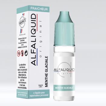 MENTHE GLACIALE E-LIQUIDE ALFALIQUID - LE GOUT DE LA VAP