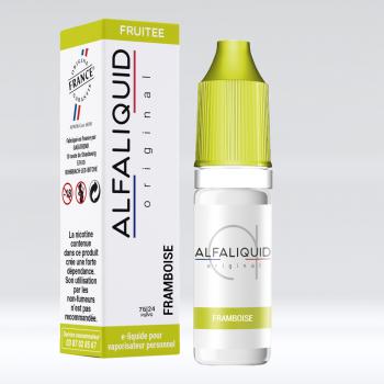 FRAMBOISE V2 E-LIQUIDE ALFALIQUID - LE GOUT DE LA VAP