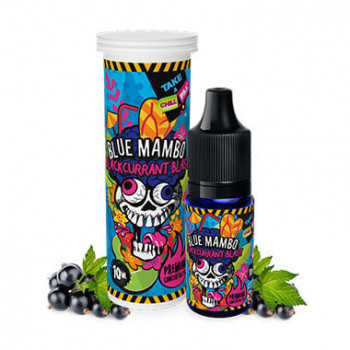 Blue Mambo - Blackcurrant Blast - Chill Pill AROME CONCENTRE 10ml