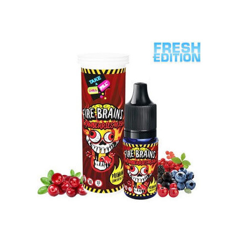 Fire Brains - Cranberries Rush Fresh Edition - Chill Pill AROME CONCENTRE 10ml