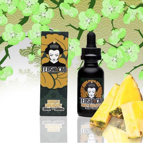 Simply Pineapple TENSHI CBD 30ML