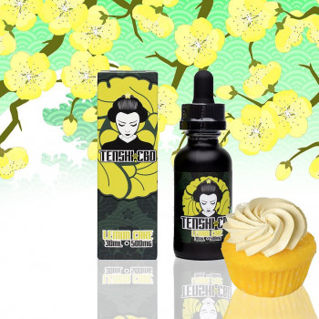Lemon Cake - Gateau au Citron - TENSHI CBD ISOLAT 30ML