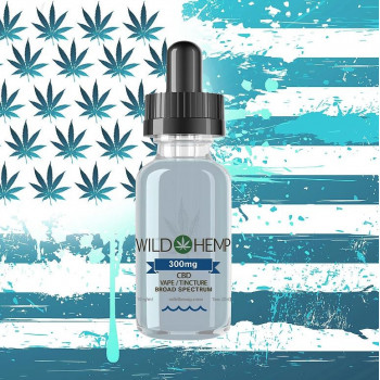 CBD Wild Hemp Water Soluble- hydrosoluble
