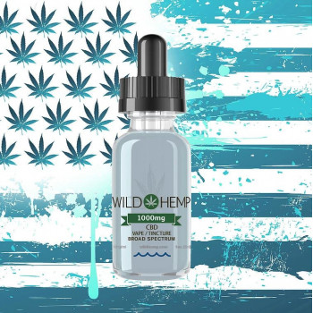CBD Wild Hemp Water Soluble - hydrosoluble