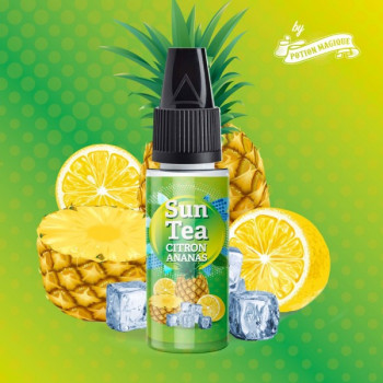 CITRON ANANAS 10ML SUN TEA POTION MAGIQUE