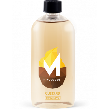 E-LIQUIDE CUSTARD MIXOLOGUE
