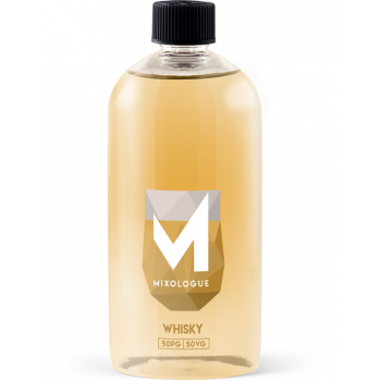E-LIQUIDE WHISKY MIXOLOGUE