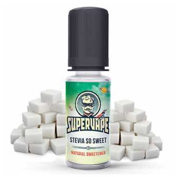 ADDITIF STEVIA SO SWEET SUPERVAPE