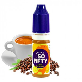 CAFE EXPRESSO 10ML SO-FIFTY ALFALIQUID
