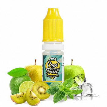 GOLDEN DRIZZ E-LIQUIDE COOL N'FRUIT - ALFALIQUID