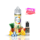 PACK TROPICAL 50ML AVEC BOOSTER DE NICOTINE - E-CHEF