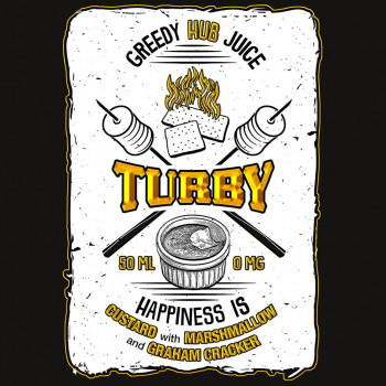 PACK TURBY + BOOSTER E-LIQUIDE GREEDY HUB JUICE