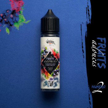 NUMERO 2 - LES FRUITS ADOUCIS 50ML