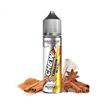 CINNAMON BLAZE 50ML I VAPE GREAT