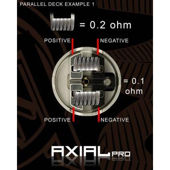Dripper Axial Pro - Mass Mods