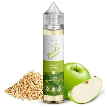Muesli Pomme E-liquides Machin