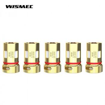 Pack résistances WV pour R80 Wismec