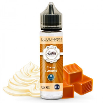 CREME CARAMEL 50ML TASTY COLLECTION
