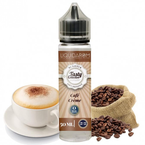 CAFE CREME 50ML TASTY COLLECTION