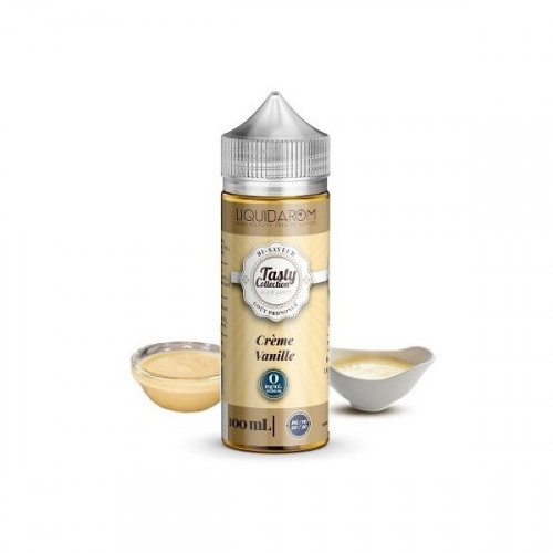CREME VANILLE 100ML TASTY COLLECTION