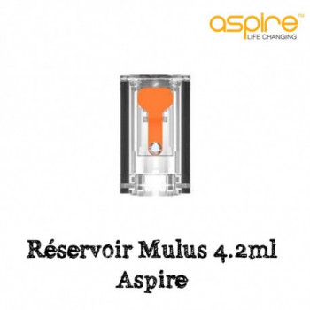 Reservoir Mulus 4.2ml ASPIRE
