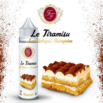 Le Tiramisu 50ml La Fabrique Francaise