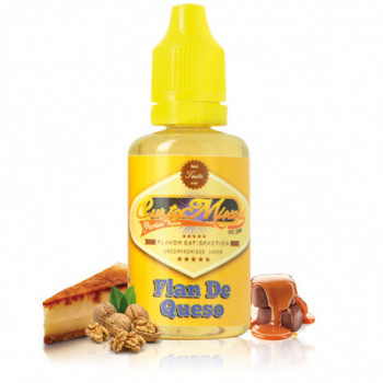 Concentre Flan de Queso 30ml