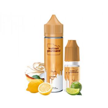 Lemon Pie 50/40ml + booster de nicotine aromatisé - Instinct Gourmand