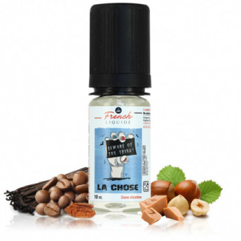 LA CHOSE EN 10ML - Le French Liquide