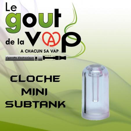 Cloche Subtank Mini - ACCESSOIRE CLEAROMISEUR ATOMISEUR CIGARETTE ELECTRONIQUE