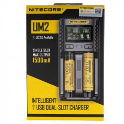Chargeur UM2 - Nitecore