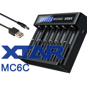 Chargeur MC6C - Xtar