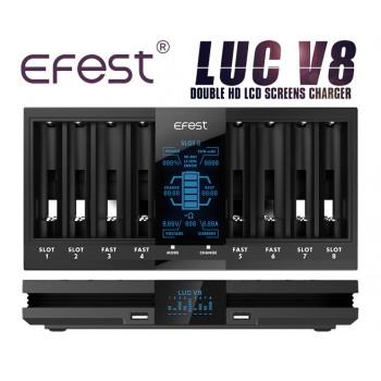 Chargeur Luc V8 - EFEST