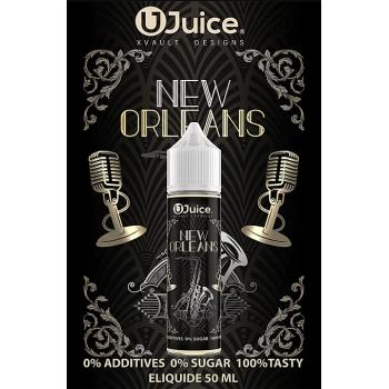 E-liquide New Orleans 50ml