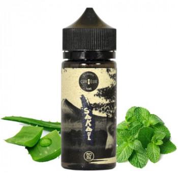 Sakai E-Liquide 80 ml Curieux