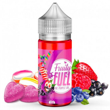 E-liquide The Purple Oil 100ml