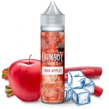 E-liquide Red Apple Rhubarb 50ml