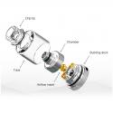 Kree 24 RTA Atomiseur reconstructible Gas Mods