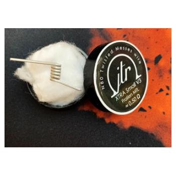 Coil JTR Xtra Small V3 Fralien MTL - 0.50 ohm