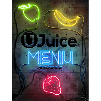 Peach E-Liquide Juice Bar 60ml