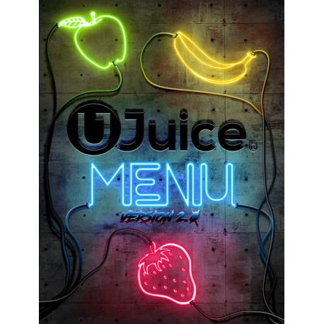 Blueberry E-Liquide Juice Bar 60ml