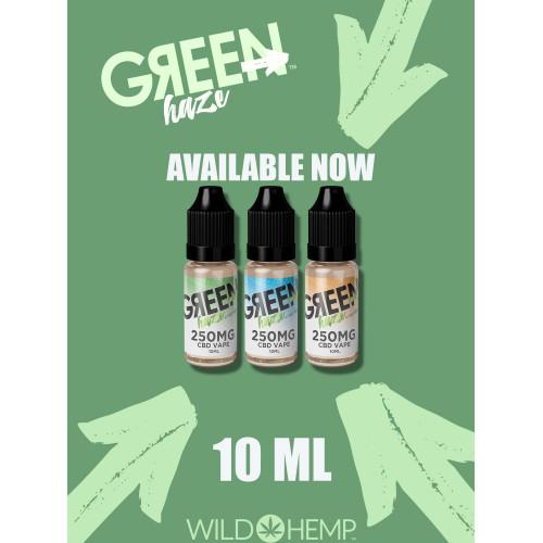 Booster CBD Green Haze - Wild Hemp